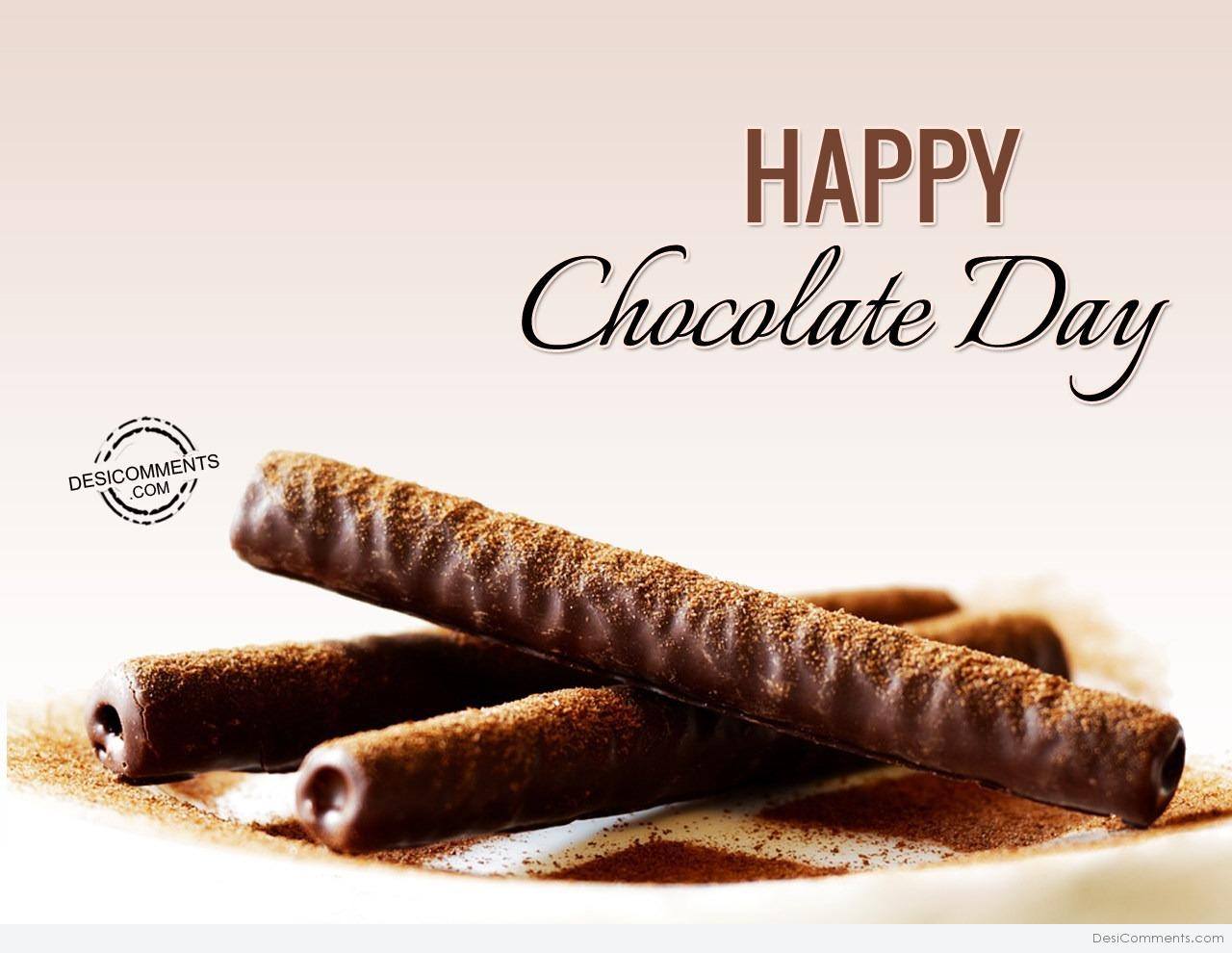 Chocolate Day Pictures, Images, Graphics for Facebook, Whatsapp