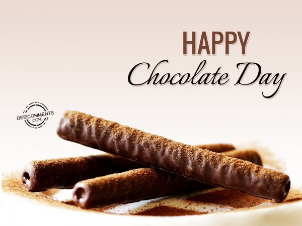 Picture: Happy Chocolate Day