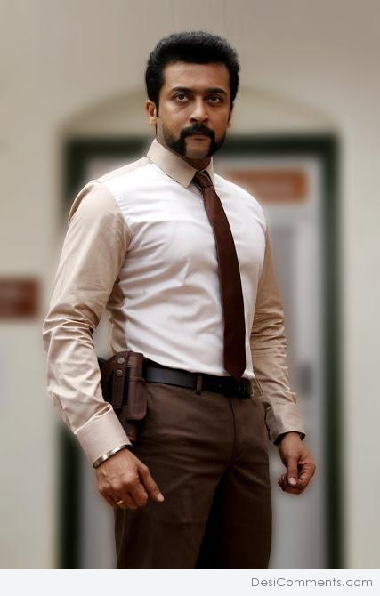 Indian Actor Suriya