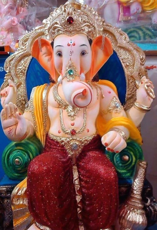 Pic Of Lord Ganesha