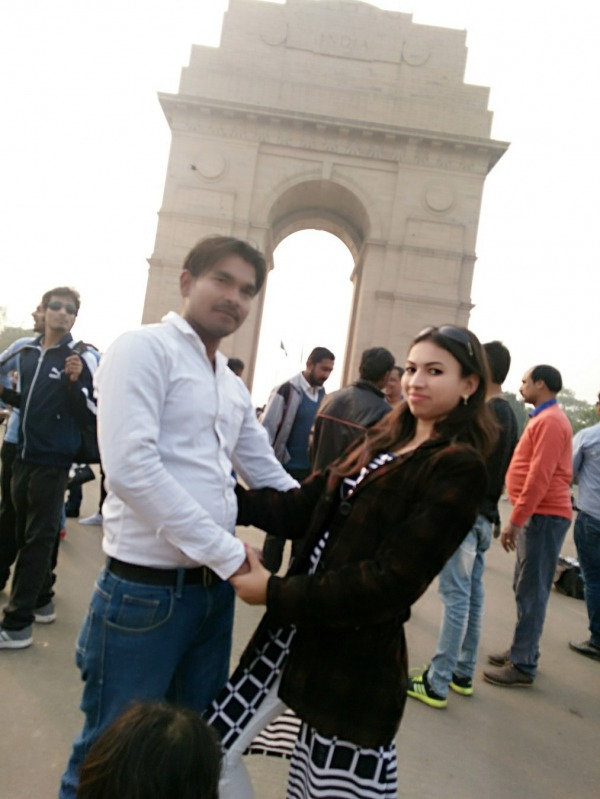 Cute Indian Couple