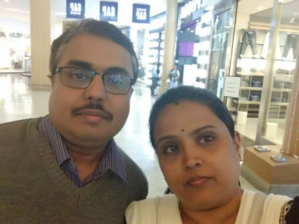 Image Of Beautiful Indian Couple