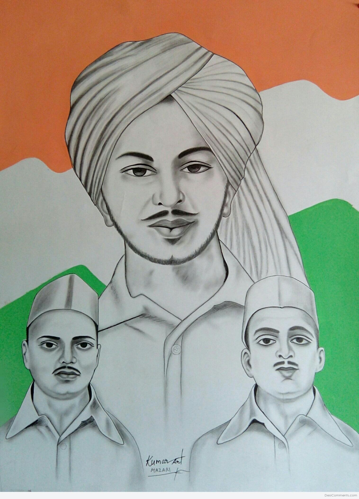 Bhagat Singh Pictures And Images