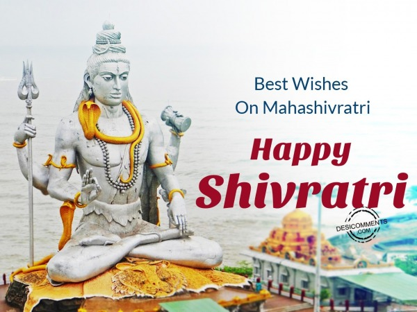 Picture: Best wishes on shivratri