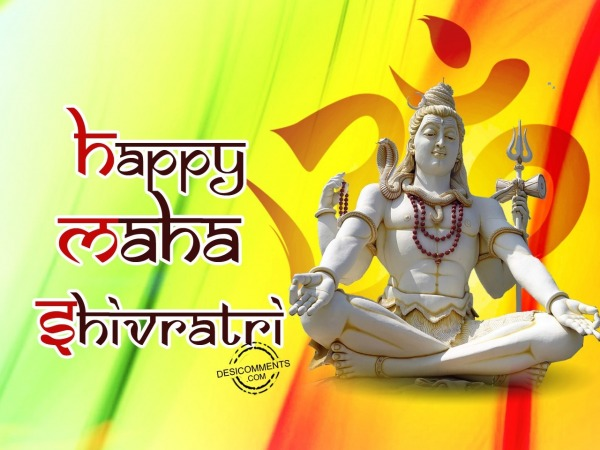 Picture: Happy Mahashivratri