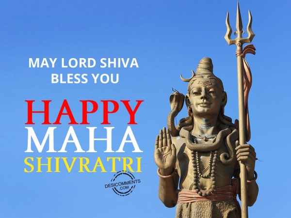May lord shiva bless you