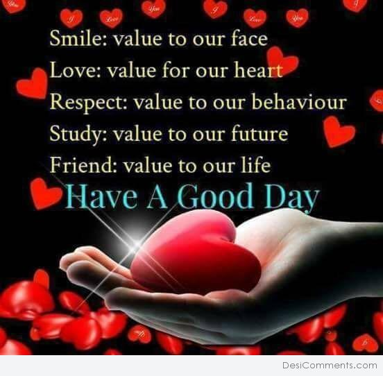 Have A Good Day