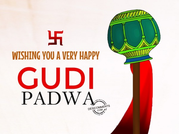 Picture: Wishing you a very Happy Gudi Padwa