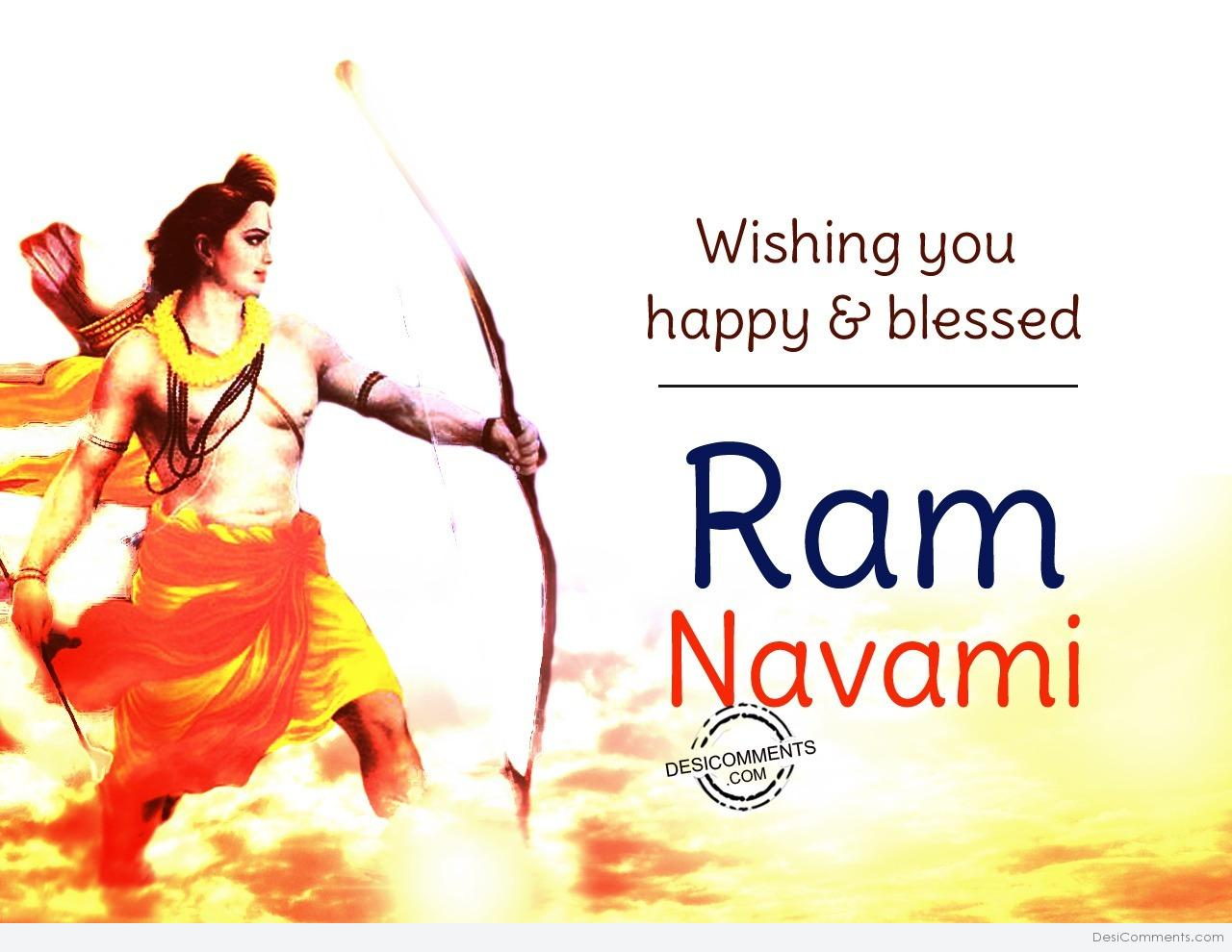 Ram Navami Pictures Images Graphics