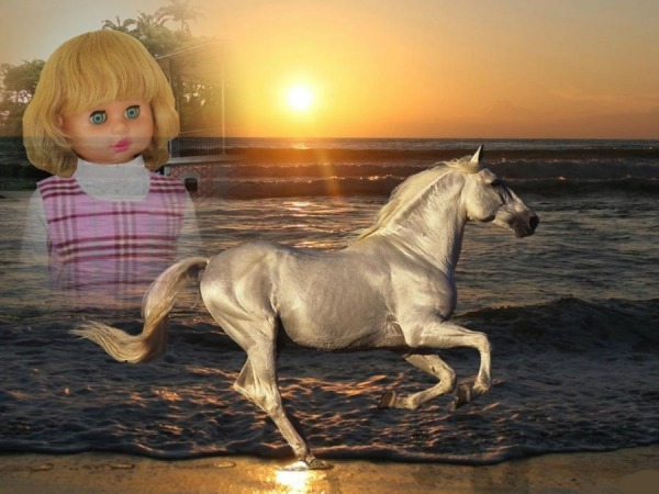 Horse And Doll