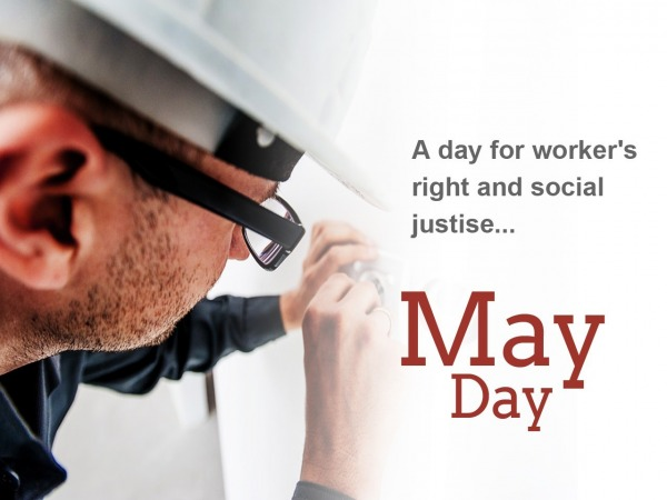 A day for workesr's, May Day