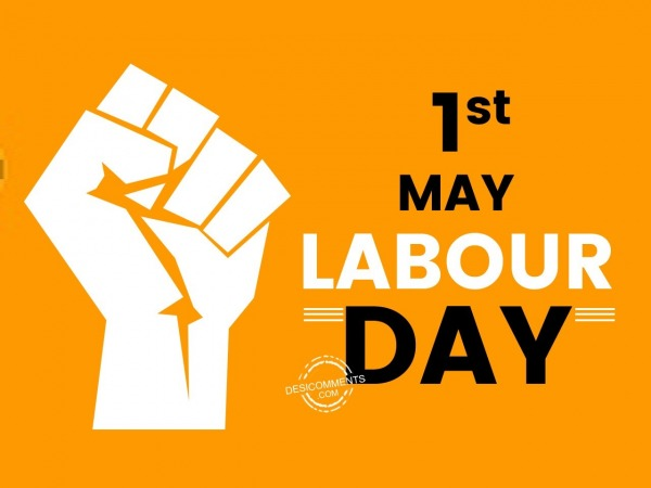 Picture: 1 may labour day