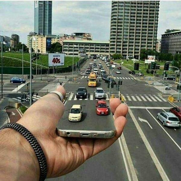 Picture: Mobile Road