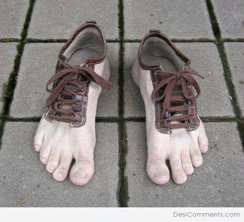 Picture: Feet Shoes