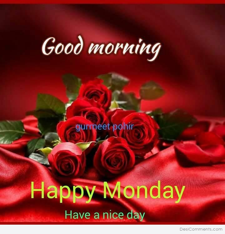 Good morning pictures images graphics for facebook whatsapp - Good morning monday images ...