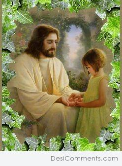 Picture: Jesus With Girl