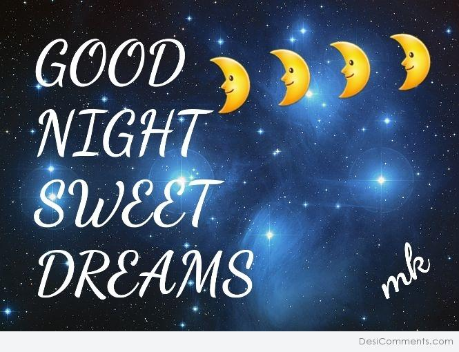 Romantic Goodnight Messages For Friend I Love U Messages