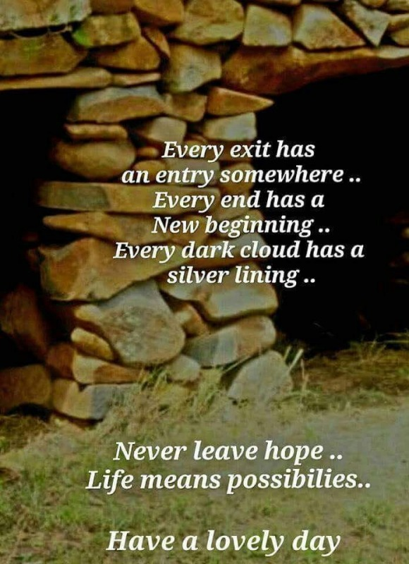 Never Leave Hope