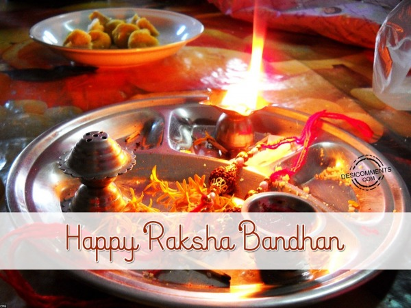 Picture: Wishing You A Very Happy Raksha Bandhan