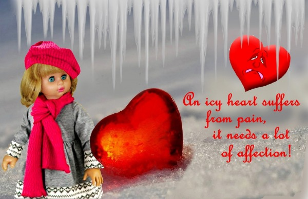 An Icy Heart