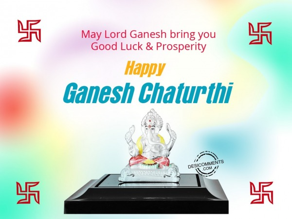 Picture: May lord Genash Bring you prosperity, Ganesh Chaturthi