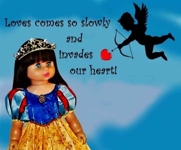 Picture: Loves Comes So Slowly