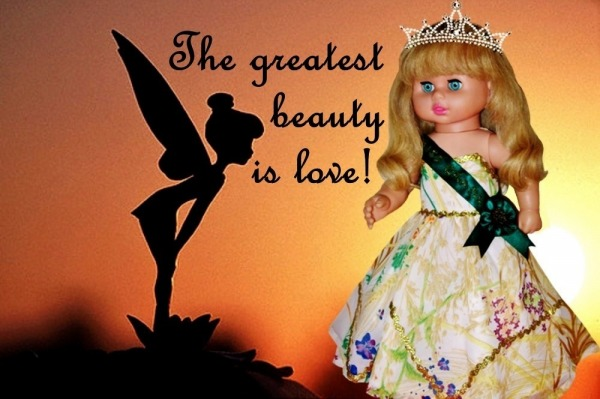 The Greatest Beauty Is Love