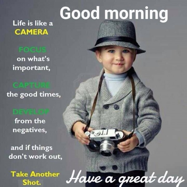 Life Is Like A Camera - DesiComments.com
