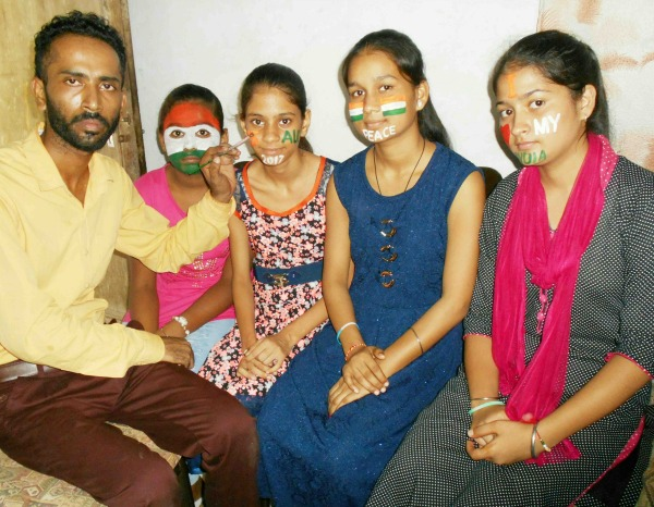 Picture: Picture Of Face Painting