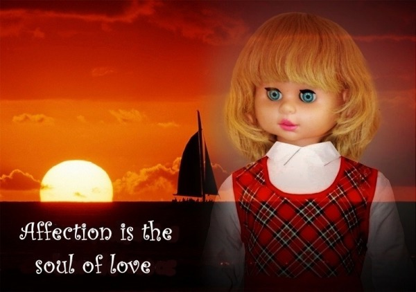 Affection Is The Soul Of Love
