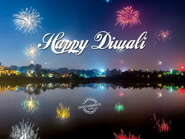 Picture: Happy Diwali Greeting