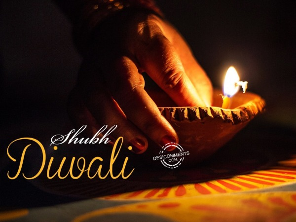 Picture: Shubh Diwali