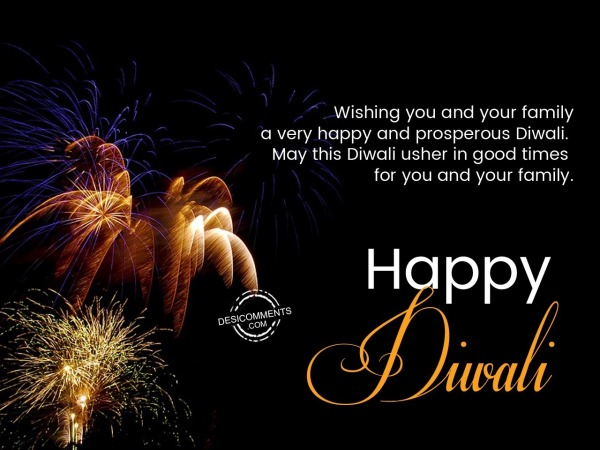 Picture: Hope this festival of lights enlightrns your home, Happy Diwali