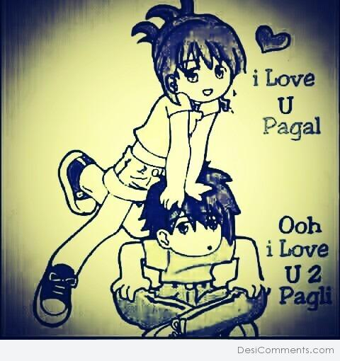 Picture: I Love You Pagal