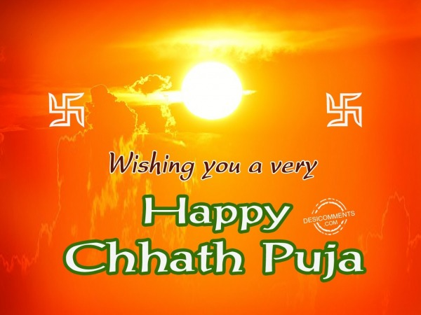 Picture: Wishing you a very happy Chhath Puja