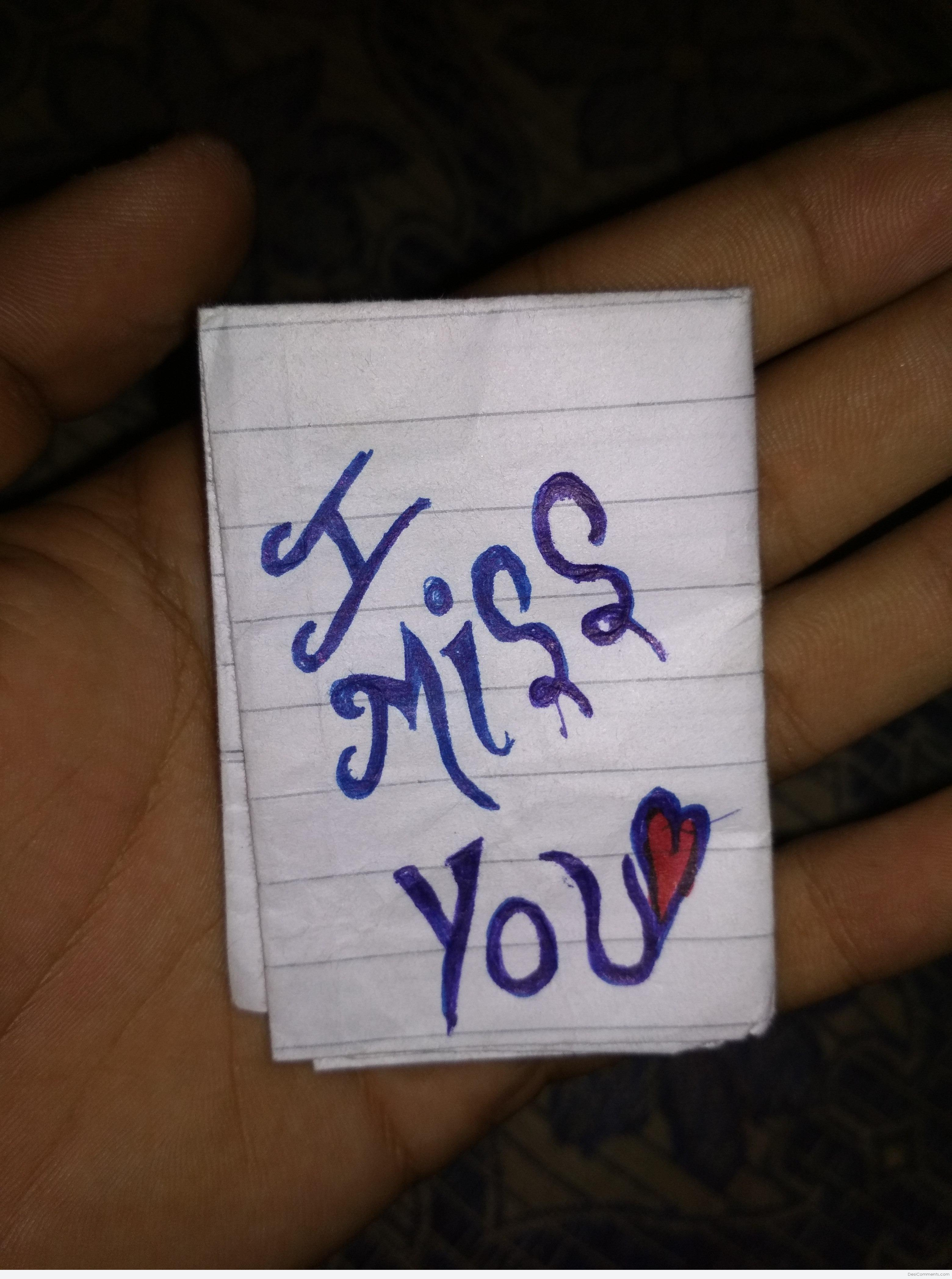 Miss You Pictures, Images, Graphics for Facebook, Whatsapp