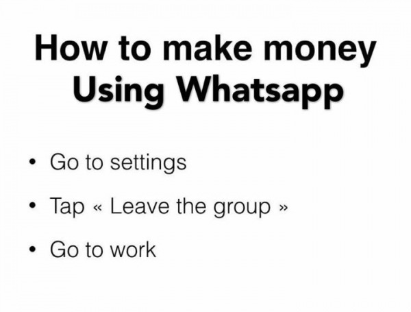 Picture: How To Make Money