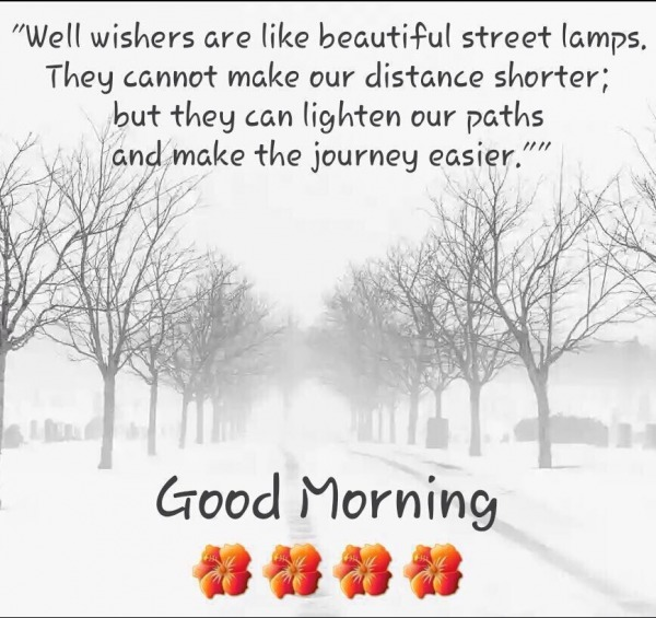 Well Wishers – Good Morning