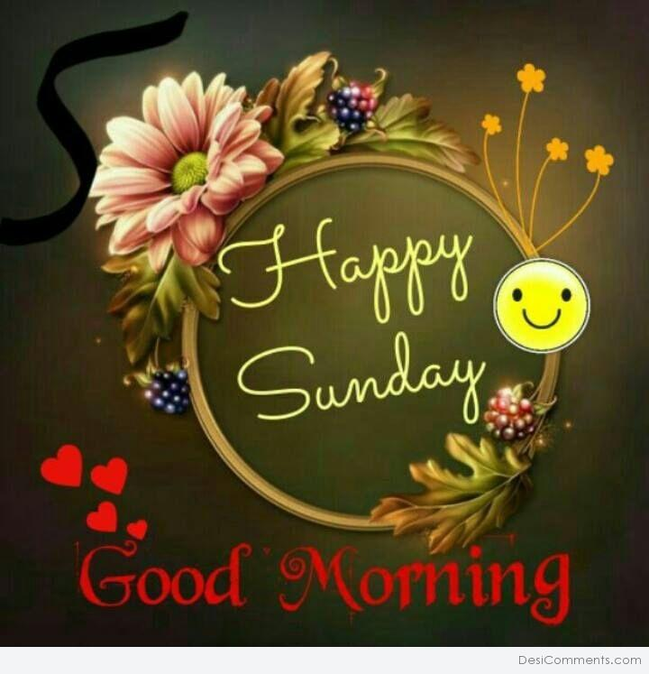 Happy Sunday Good Morning Desicommentscom