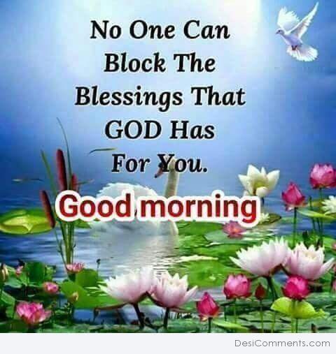 NO ONE CAN BLOCK THE BLESSINGS THAT GOD HAS FOR YOU