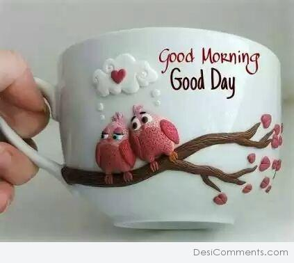 Image Of Good Morning - Good Day