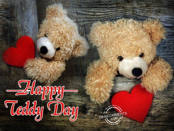 Picture: Happy Teddy Day!
