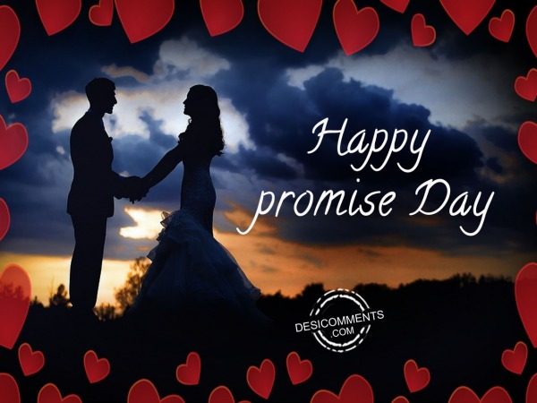 Picture: VeryHappy promise day