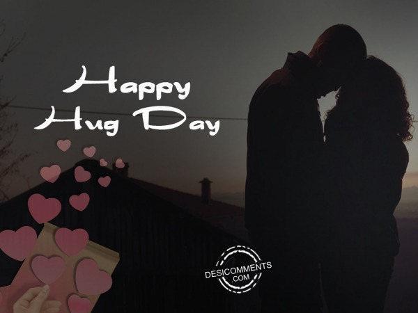 Picture: Happy hug day