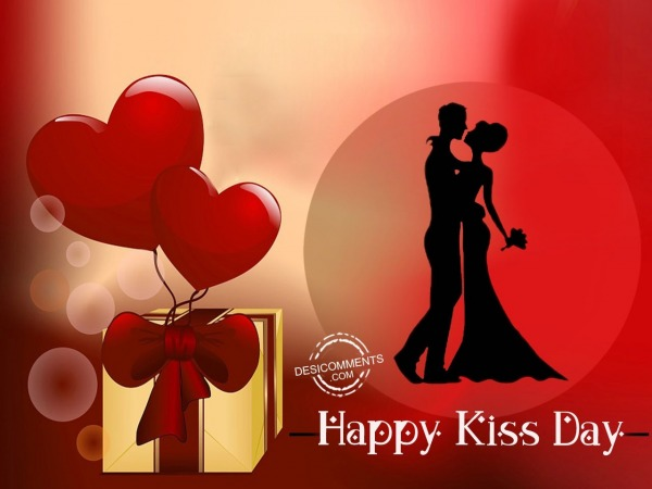 Picture: Very very Happy kiss day