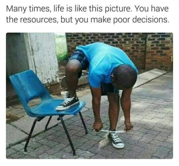 Life Is Like This Picture