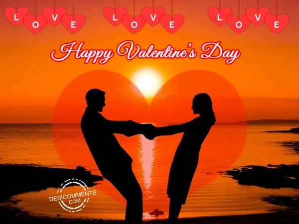 Picture: Happy valentine day my lov