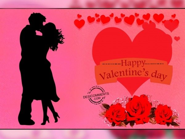 Picture: Happy valentine's day
