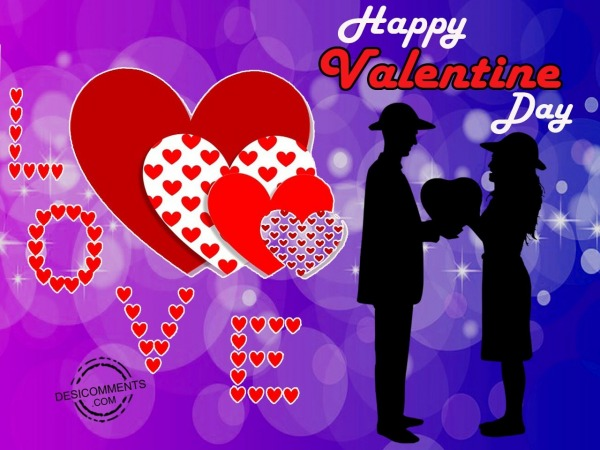 Picture: Love Happy valentine day