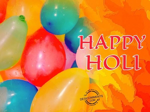 Picture: Happy Holi